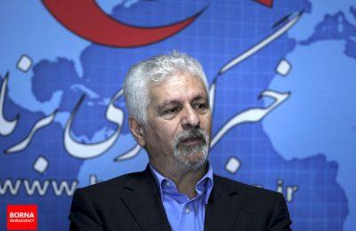 مصاحبه خبرنگار سیاسی خبرگزاری برنا با سید احمد نبوی دبیرکل حزب همت