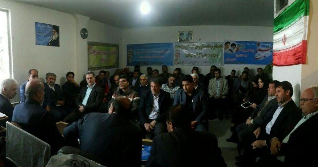 افتتاح دفتر پاکدشت