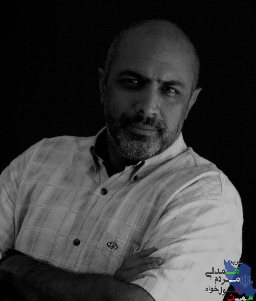 عضو شورای مرکزی حزب همت
