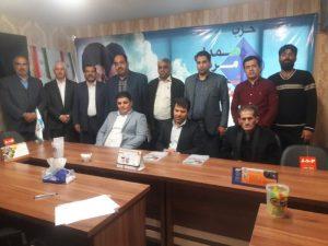 جلسه شورای مرکزی شهرستان پاکدشت