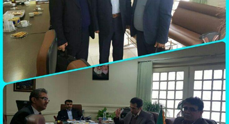 نشست حزب همت با فرمانداری شمیرانات