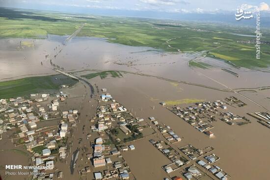 اطلاعیه جمع آوری کمکهای نقدی و غیر نقدی برای سیلزدگان شمال
