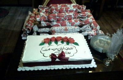 مراسم جشن سازمان بانوان حزب همت توسط دبیرکل محترم بمناسبت تولد حضرت زهرا (س) و بزرگداشت مقام مادر