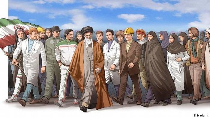 نگاهی متفاوت عضو سازمان جوانان به بیانیه گام دوم رهبر انقلاب