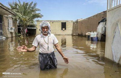 تقدیر و تشکر حزب همت از همدلی مردم ایران در مواجه با سیلزدگان