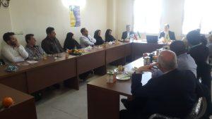 اولین نشست هم اندیشی اعضا مشورتی حزب همت
