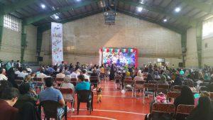 جشن افتتاحیه رسمی دفنر حزب همت در شهر ری برگزار گردید.