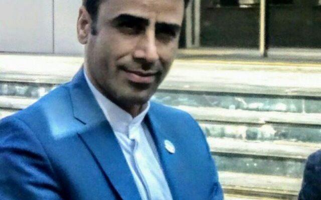 دبیر حزب همت در استان آذربایجان شرقی
