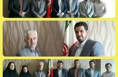 راه اندازی دفتر حزب همت در شهرستان شهریار با اعطاء حکم آقای میثم عروجی بعنوان مسئول این شهرستان توسط دبیرکل حزب همت