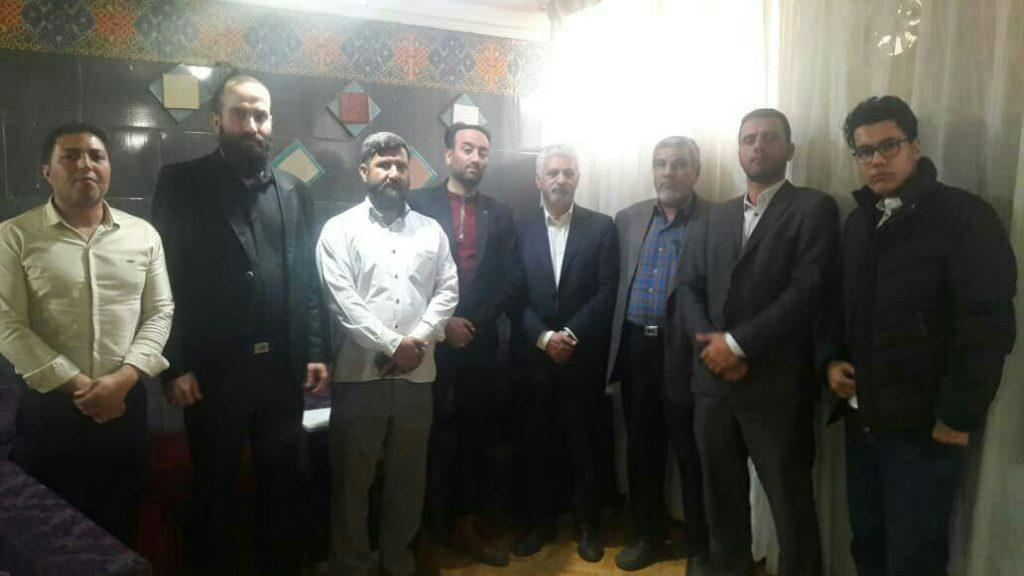 گزارش تصویری جلسه هم اندیشی حزب همت با فرهیختگان اسلامشهری