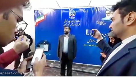 گفتگوی تبریز بیدار با داوطلب حضور در انتخابات مجلس، شهرام حسین نژاد دانشور