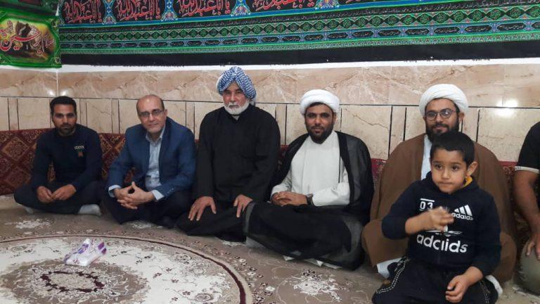 دورهمی یاران همت با محوریت انتخاب اصلح از منظر قرآن در شهرستان شادگان برگزار شد
