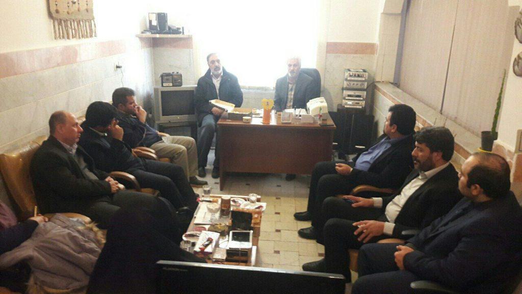 فعالیت حزب همت در شهریار آغاز گردید.