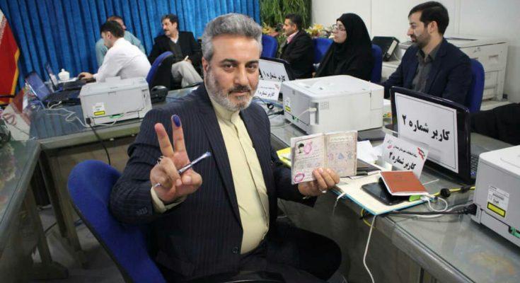 مهندس احمد گازرانی کاندیدای انتخابات مجلس شورای اسلامی از همدان شد