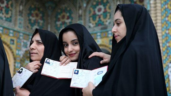 سهم زنان در انتخابات آینده