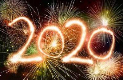 بمناسبت فرارسیدن سال میلادی 2020