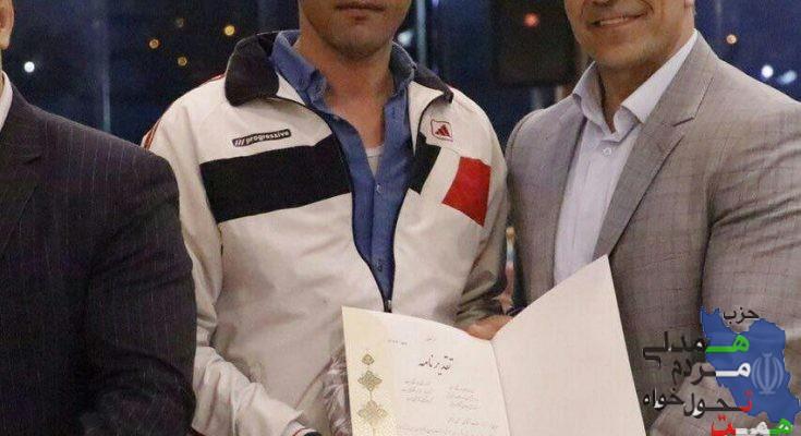 آقای حسن امامی دبیر اسلامشهر حزب همت و مربی و استاد ورزشهای رزمی به شورای شهر این شهر اعتراض کرد و درخواست گزارش عملکرد کرد.