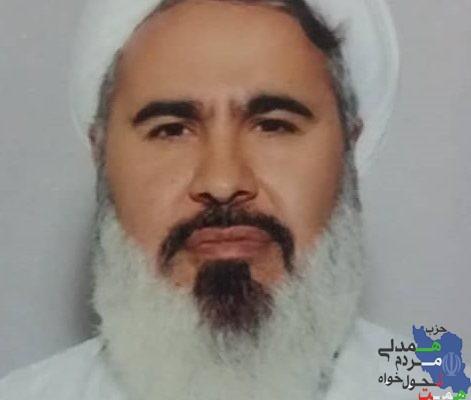 حجه الاسلام والملسلمین شیخ رضا راثی