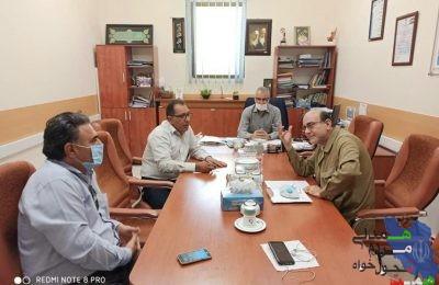 نشست هم اندیشی حزب همت در بندر ماهشهر برگزار شد.