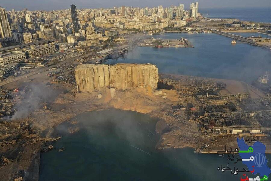 توییت دبیرکل حزب همت در ارتباط با واقعه خونین بیروت
