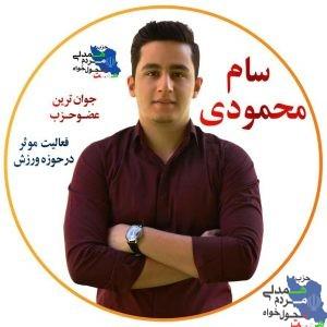 سام محمودی