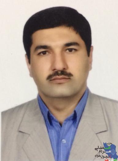 دکتر سید وحید معصومی نیا مسئول حزب همت در استان آذربایجان غربی