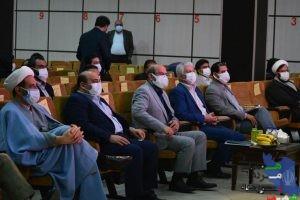 مراسم هم اندیشی 1400 حزب همت با حضور حسین دهقان