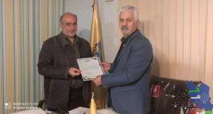 ستاد انتخابات ریاست جمهوری حزب همدلی مردم تحول خواه (همت)راه اندازی شد.