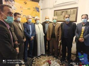 دفتر حزب همت با حضور دبیرکل این حزب در استان لرستان افتتاح شد