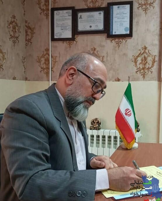 غلامرضا احمدی