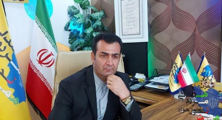 آقای حسین اصغرپور به عنوان رئیس ستاد انتخاباتی اسلامشهر منصوب شد.