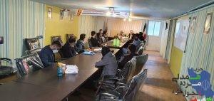 جلسه هم اندیشی سازمان جوانان و دانشجویان با موضوع انتخابات ۱۴۰۰
