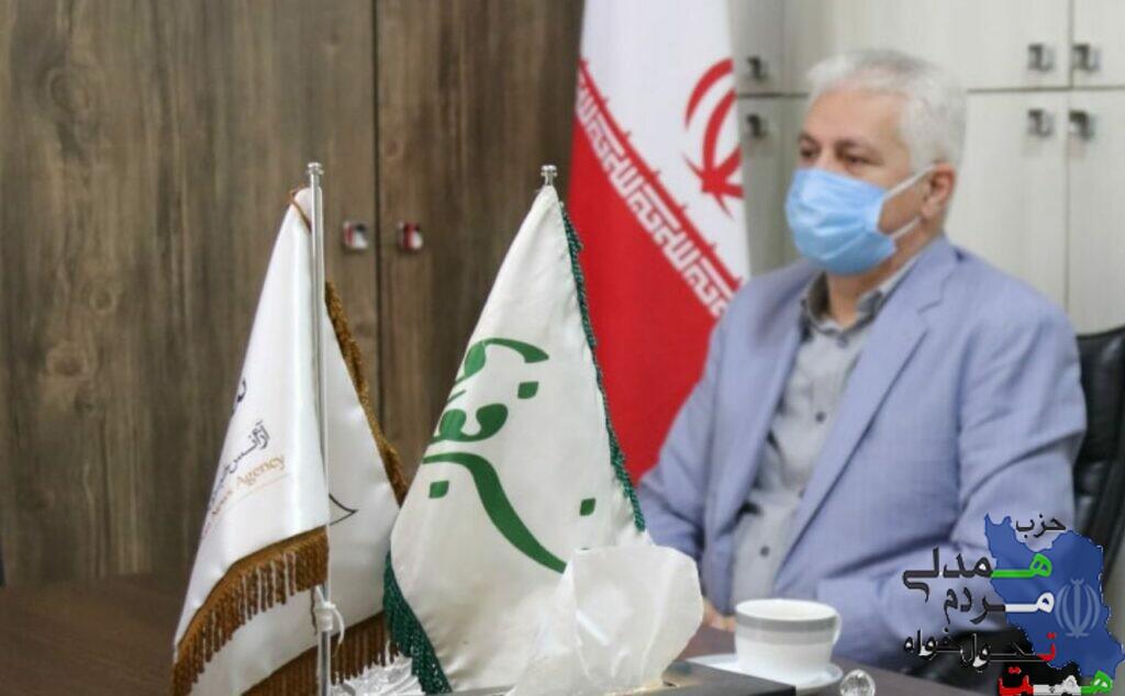 دبیرکل حزب همت در گفتگو با خبرفوری: نامزد پیروز ۱۴۰۰، نه اصولگراست، نه اصلاحطلب