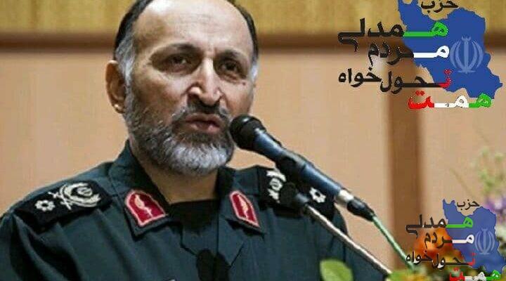 سردار حجازی «ستارۀ درخشان محور مقاومت» بود.