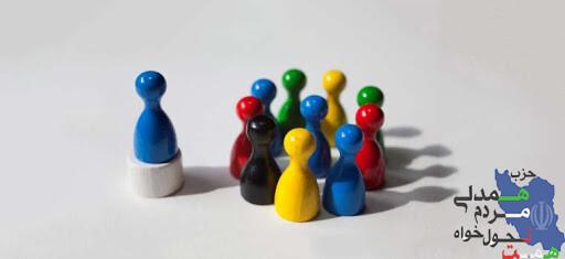 تفاوت سازمانی که ۳ نفر نیروی قد بلند در حوزه تخصصی استخدام کرده با سازمانی که ۱۰۰ نفر آشنا، دوست و... متخصص کوتوله رانتی استخدام کرده را به صورت خیلی ساده ببینید.