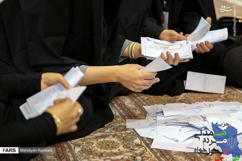 اخبار نگران کننده ایی از شمارش آرا در ششمین دوره انتخابات شهر و روستا