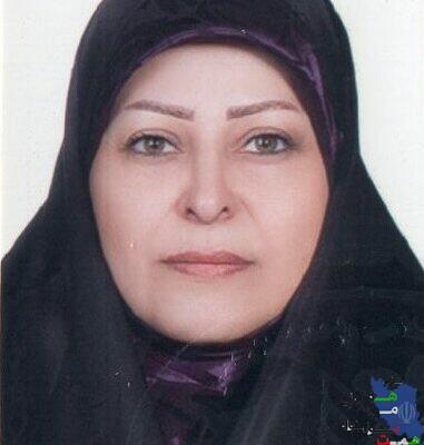 نسرین آرین نژاد - رئیس حزب همت در استان تهران