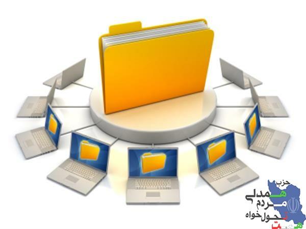 جمع آوری بانک اطلاعاتی رزومه اعضا
